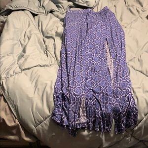 Forever 21 Maxi Skirt Size XS Worn Once